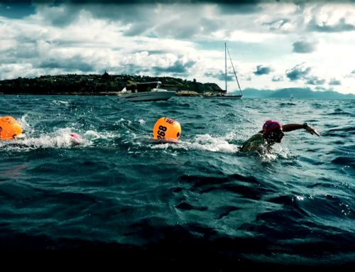 Il docu-film open water PROCIDA ISCHIA ONLY THE BRAVE
